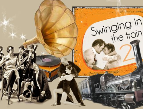 Festival Swing à la Cité du Train de Mulhouse